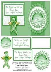 Liver Cancer Card on Craftsuprint - View Now!