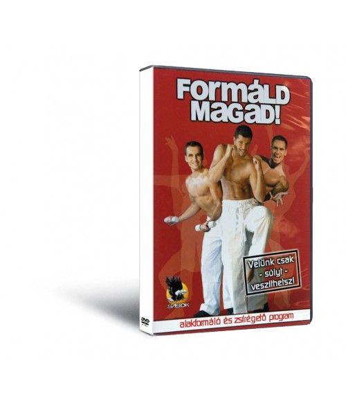 Formáld Magad DVD