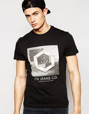 Camiseta con estampado de Voi Jeans