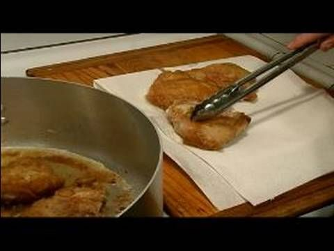 Amazing Smothered Chicken with Maque Choux Recipe : Draining Chicken for Smothered Chicken Casserole Recipe #food #cook #wow #video