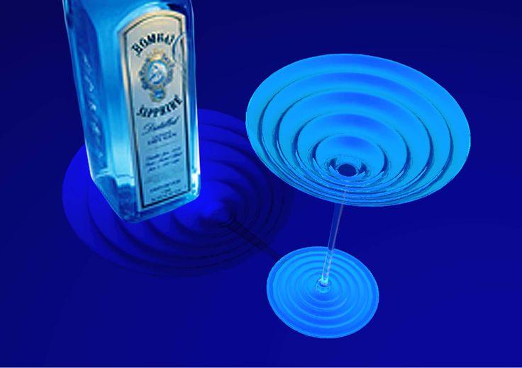 Bombay glass drop  4
