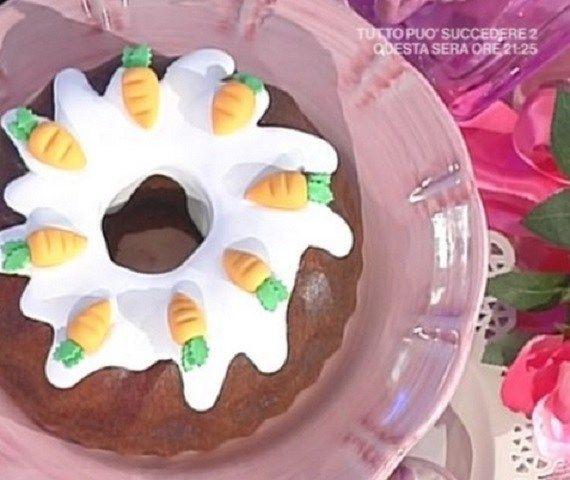 La prova del cuoco, dessert 11 maggio: torta di carote e mandorle - LaNostraTv