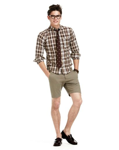 The GQ Spring 2013 Trend Report: Spring Fashion for Men: Wear It Now: GQ
