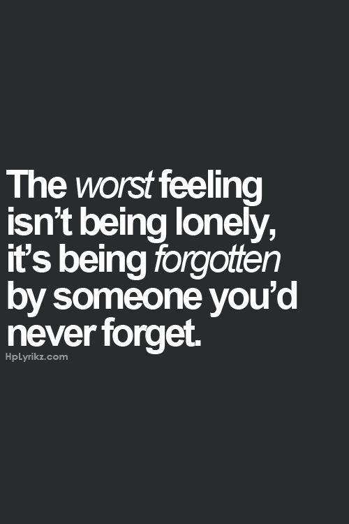 forgotten friendship quotes