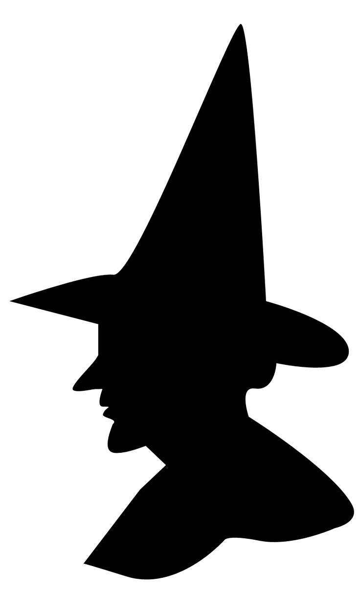 witch cut out