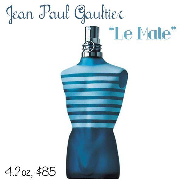 """""""Le Male"""" by Jean Paul Gaultier"""