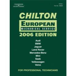 Chilton 2006 European Mechanical Service Manual