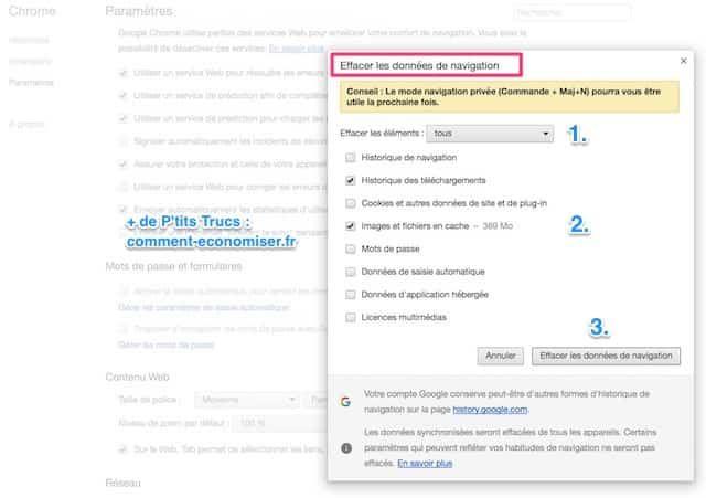 Ne vous inquiétez pas, pas besoin d'être un pro de l'informatique :-) Voici 3 astuces simples et efficaces pour rendre Google Chrome plus rapide sur le web.  Découvrez l'astuce ici : http://www.comment-economiser.fr/3-astuces-simples-pour-accelerer-google-chrome.html?utm_content=buffer25ebe&utm_medium=social&utm_source=pinterest.com&utm_campaign=buffer