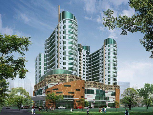 Apartemen Sentraland Semarang sebagai Gaya Hidup Kelas Menengah