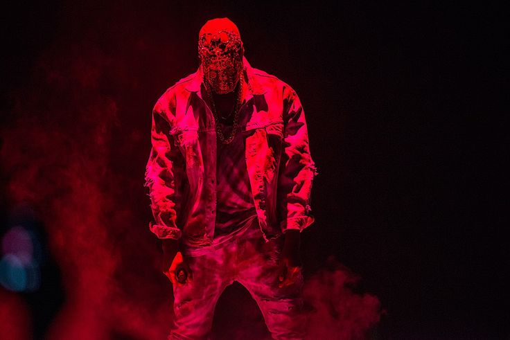 Kanye West in Perth Arena Friday 5th September 2014. Photo cred -Duncan Barnes. #Yeezy #Yeezus #Australia #live