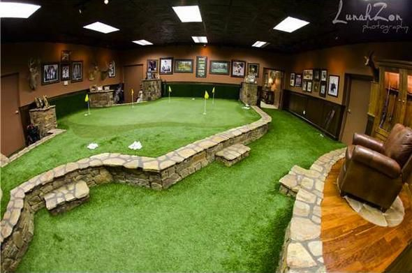 indoor putting green - Google Search | Stuff to Buy | Pinterest ...