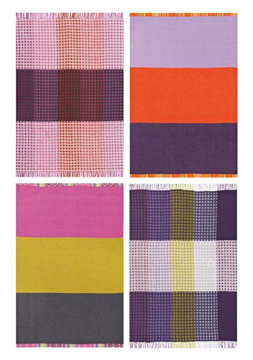 Modern Blankets :: DesignersGuild - MAIYA - MY ADVENTURE IS YOUR ADVANTAGE :: ART / DESIGN / FASHION / DECOR