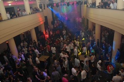 Goya club in Berlin