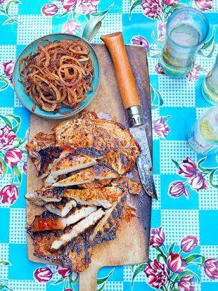 how to cook roast pork with crackling jamie oliver