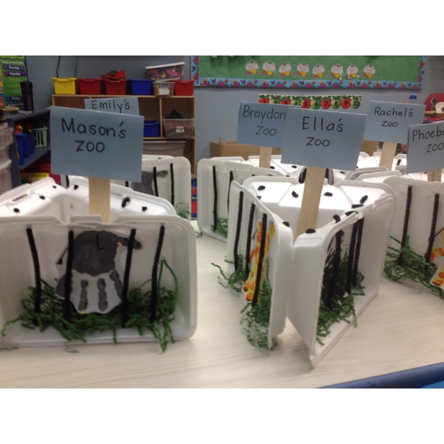 Our awesome zoo project