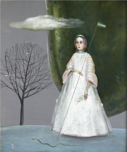 The White Dress - Stefan Caltia