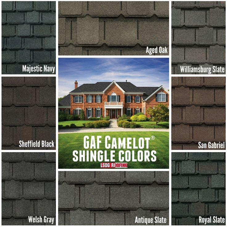 Best Gaf Camelot Shingle Colors For The Home Pinterest 400 x 300