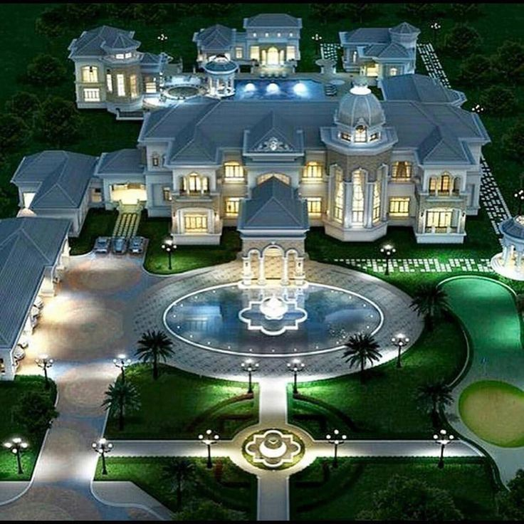 House For The Rich God Is Place Luxury Homes Dream Houses Mansions Dream Mansion