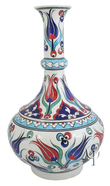 iznik-design-ceramic-vase-tulip