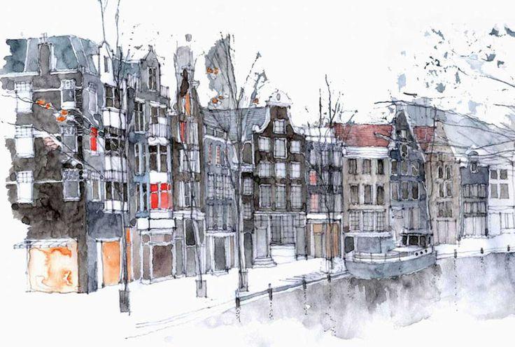 Simone Ridyard - Amsterdam