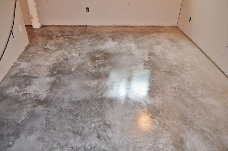 630 best decorative concrete images on pinterest for Decorative concrete floors residential
