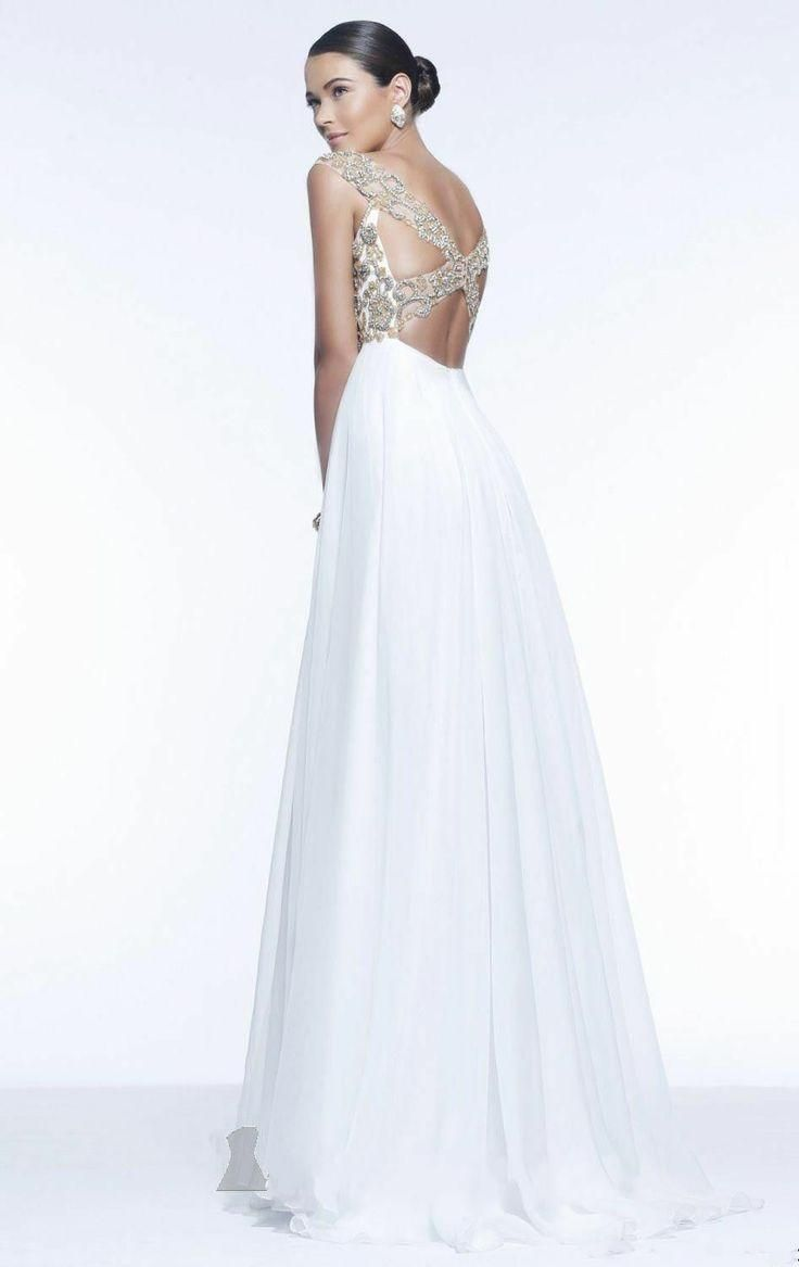 sexy-cap-sleeve-white-beaded-celebrity-evening-gown-party-pregnant-prom-dresses-