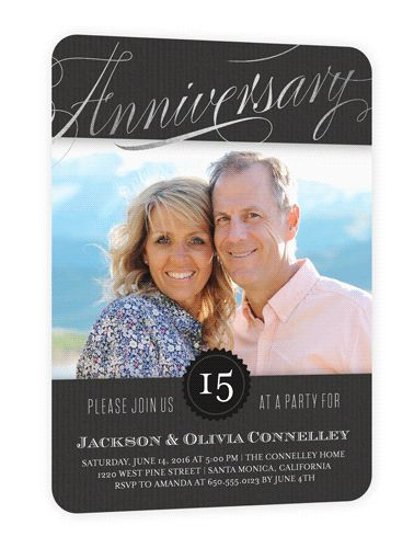 25+ best wedding anniversary invitations trending ideas on, Wedding invitations