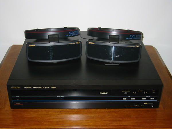 VHD videólemez - Elektronika,tech,retro-hírportál
