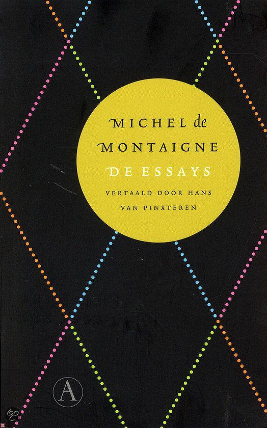 bol.com | De essays, Michel De Montaigne | 9789025304126 | Boeken