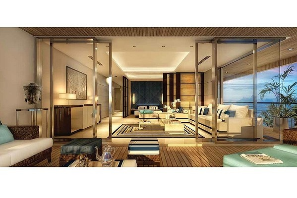 The Worlds Best Apartment Award Winning Australian Designed Sea Sentosa Development At Echo Beach In Bali