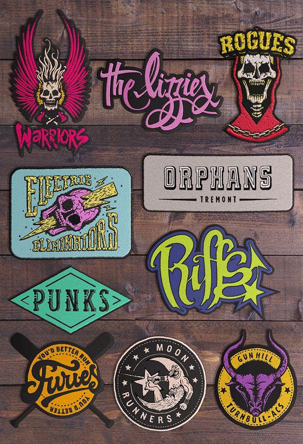 The Warriors Logos | Design Inspiration | Pinterest
