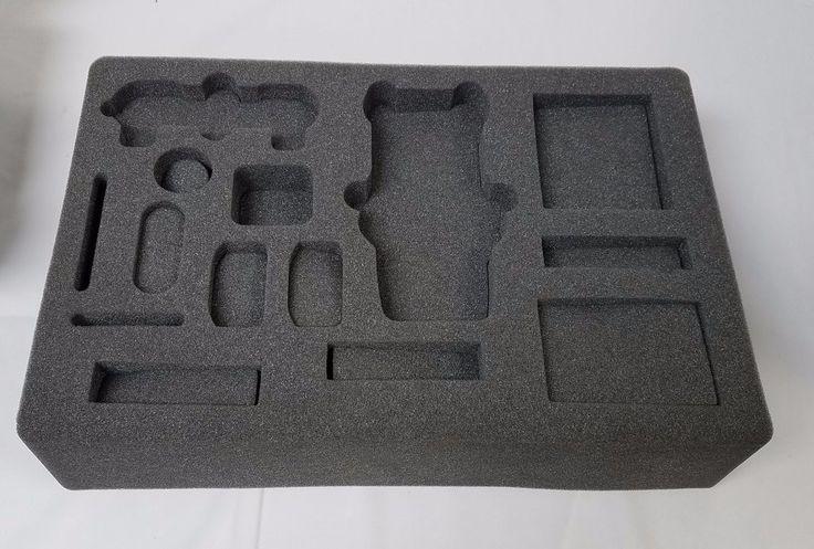 Pelican Case 1500 With Foam Insert For DJI Mavic Drone (Case & Foam)