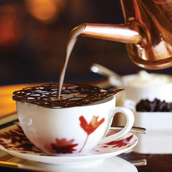 Best Hot Chocolate: Four Seasons; Vail, Colorado