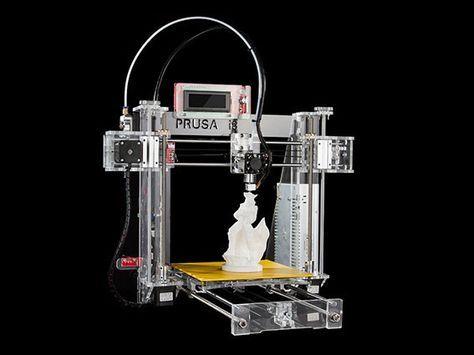 RepRap Prusa i3 DIY 3D Printer Kit 2015   2 Kg of filament   Free Shipping.