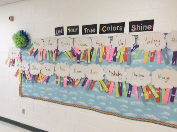 Classroom Rainbow Ideas : Best images about rainbow theme for classroom on