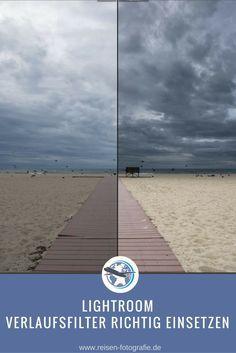 Insert Lightroom Gradient Filter correctly