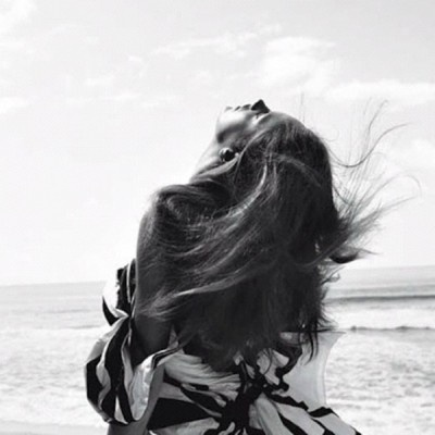 ♥: Beaches, The Ocean, Beautiful, White, Summer, Hair, Black, Photography, Feelings