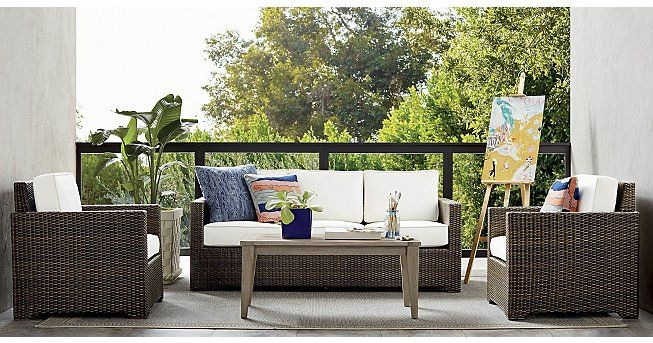 Patio Furniture Sets Frontgate Outdoor Living Patio