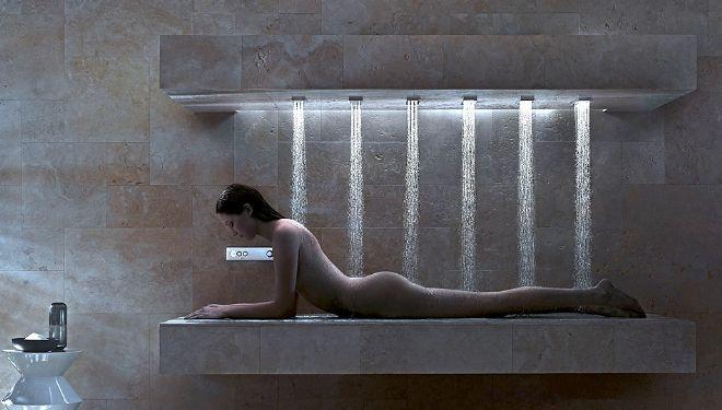 In occasione della Milano Design Week 2012, parallelamente alla presenza al Salone Internazionale del Bagno, Dornbracht presenta la novità ATT Horizontal Shower nel rinnovato showroom di via Morimondo.
