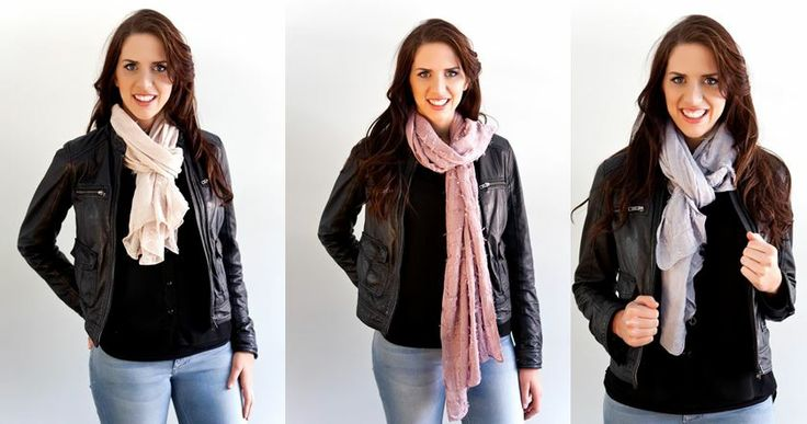 SNUG SOFT FRAYED WINDOW PATTERNED SCARF. $24.95 www.akiku.com.au