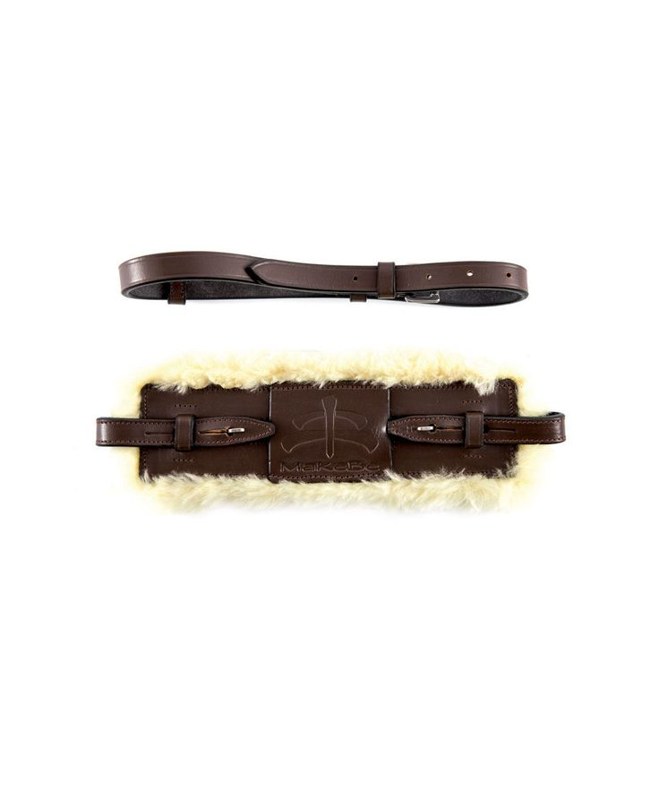 Hackamore Leather Sheep Skin. Alternative to bridle with bite. It acts on the bone of the nose and chin. Suitable for horses that do not bear their mouths.