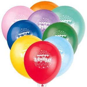 Weiße Lichterketten zum Anbringen von Luftballons für eine großartige Abschlussfeier-Dekoration! Ideen für Abschlussfeiern #DTGraduationParty