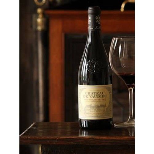 A classic, violet-scented southern Rhone blend underpinned by a rich, powerful structure.