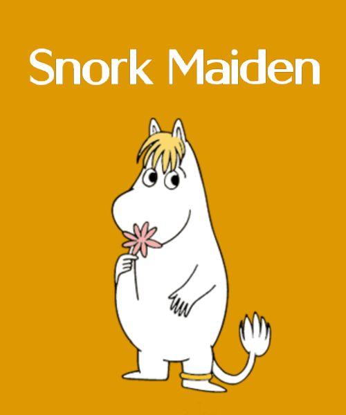 Snorkmaiden