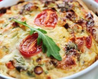 Quiche pour 1 personne à la ratatouille et fromage blanc 0% : http://www.fourchette-et-bikini.fr/recettes/recettes-minceur/quiche-pour-1-personne-a-la-ratatouille-et-fromage-blanc-0.html