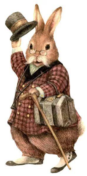 винтажный кролик: 13 тыс изображений найдено в Яндекс.Картинках