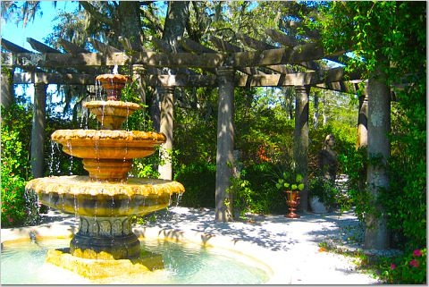 Airlie Gardens Fountain Wilmington Nc Yes Pinterest