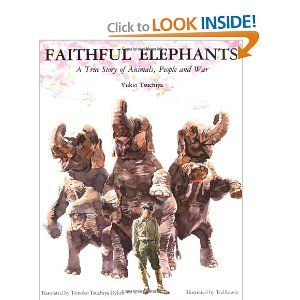 I dare anyone to read this without getting emotional.Worth Reading, Book Worth, Faith Elephant, Wars, Yukio Tsuchiya, Children Book, True Stories, Pictures Book, Animal