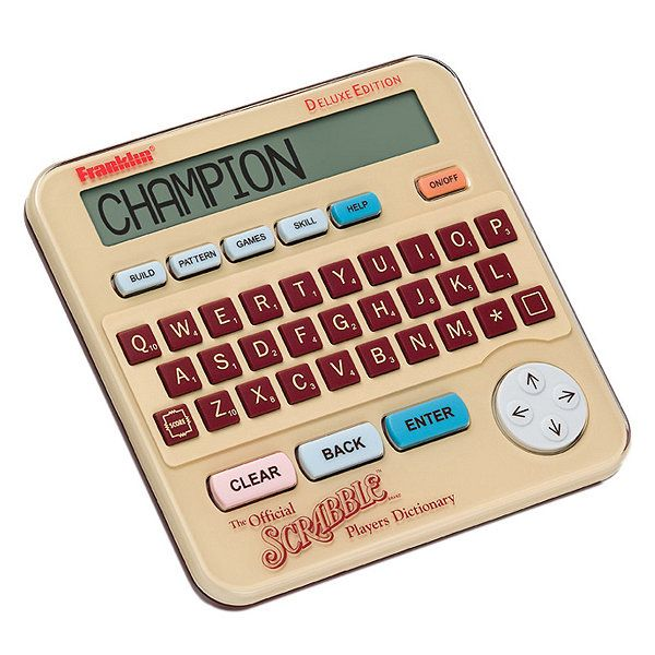 Electronic Scrabble Dictionary - Frontgate