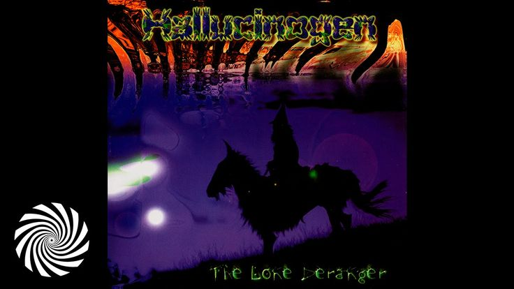 Hallucinogen - The Lone Deranger (Twisted Records) (1997)